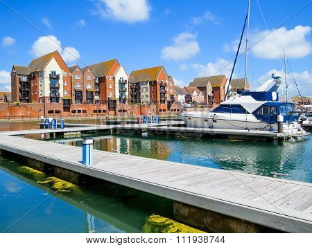 Sovereign Harbour Marina, Eastbourne