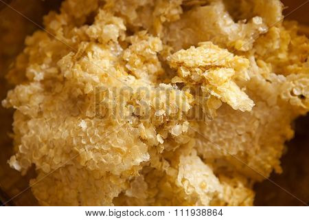 Raw Beeswax for Candles