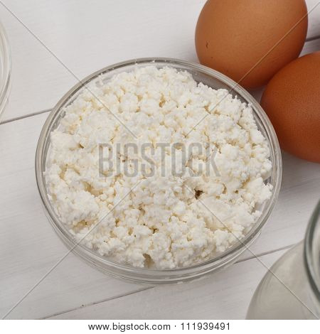 Cottage Cheese With Eggs