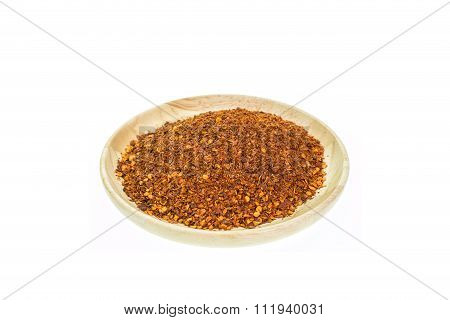 Thai Cayenne Pepper Isolated On White