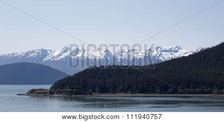 Southeast Alaskan Landscape