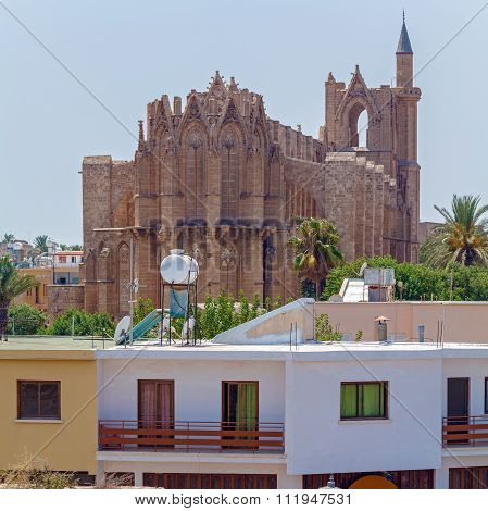 Famagusta Gothic Cathedral, North Cyprus