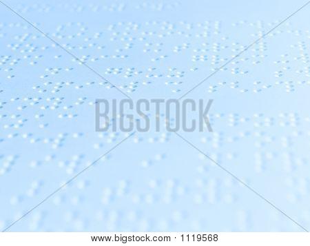Braille-Schrift