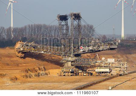 Mining Machine