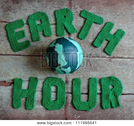 Earth Hour Message, Worldwide