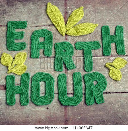 Earth Hour Message, Worldwide