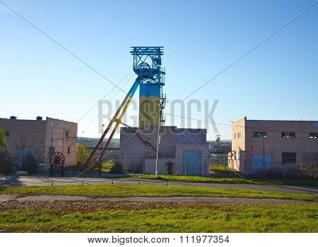 Koper Of Salt Mine. Soledar, Ukraine