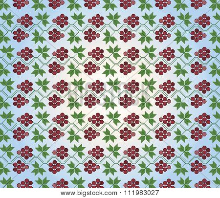Traditional pattern ornament background