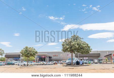 Kays Shopping Centre In Fleurdal