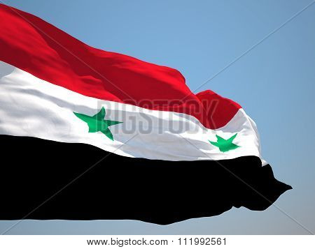Syria Hd Flag