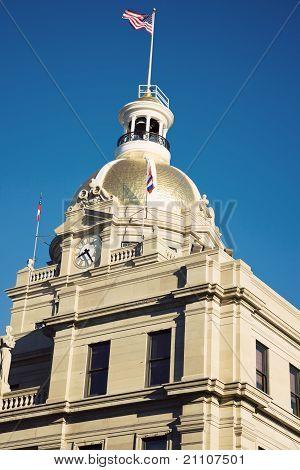 Historic Building In Savannah