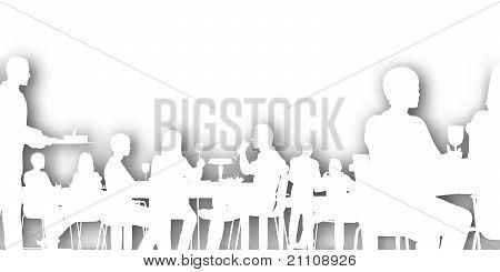 Cutout Dining