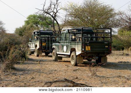 Bush Parking