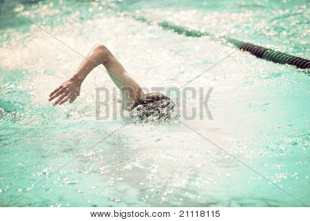 Freestyle race