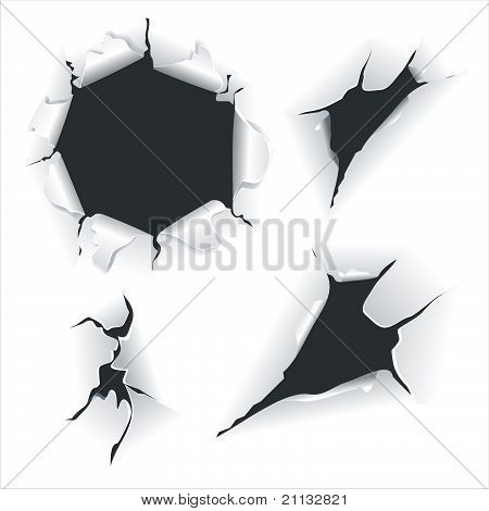 Broken Paper