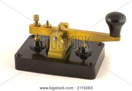 Clipsal Morse Key