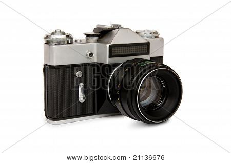 La vieja cámara