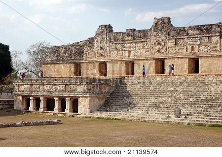 Temples In Mexico