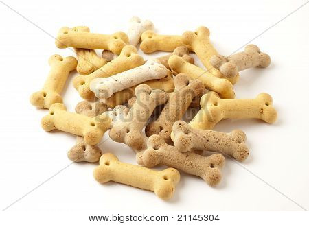 Pilel Of Dog Biscuit