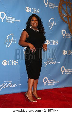 LAS VEGAS - JUN 19:  Sherri Shepherd in the Press Room of the  38th Daytime Emmy Awards at Hilton Hotel & Casino on June 19, 2010 in Las Vegas, NV.