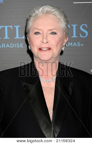 LAS VEGAS - JUN 19:  Susan Flannery arriving at the 38th Daytime Emmy Awards at Hilton Hotel & Casino on June 19, 2010 in Las Vegas, NV.