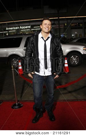 LOS ANGELES - APR 10: Mike 'The Miz' Mizanin (WWE Superstar) at the Jackass 3D premiere held at Grauman's Chinese Theater in Los Angeles, California on April 10, 2010