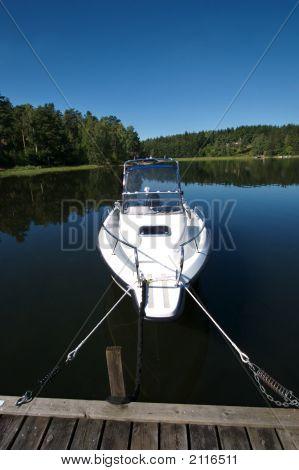 Sweden Boat Dock 3