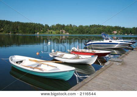Sweden Boat Dock 7