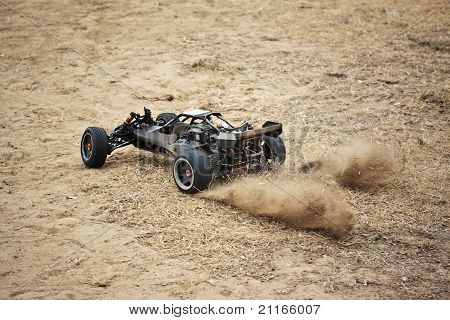 Remote Control Toy Car Rally