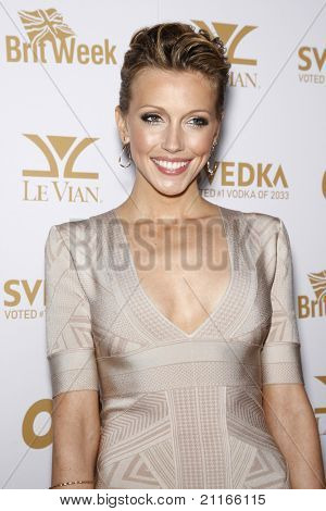 WEST HOLLYWOOD - FEB 25: Katie Cassidy at the OK! Magazine and BritWeek celebrate the Oscars party held at the London Hotel in West Hollywood, California on February 25, 2011