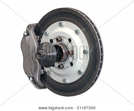 Brake Disc.