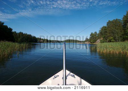 Sweden Boat Dock 13