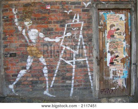 Graffiti - The Great Painter