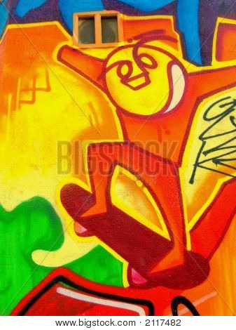 Graffiti - The Skater