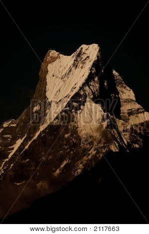 Mt. Machapuchhare