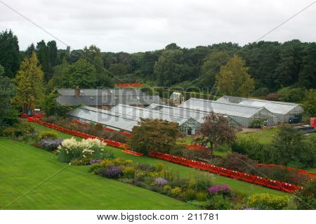 Horticultural Greenhouses 01