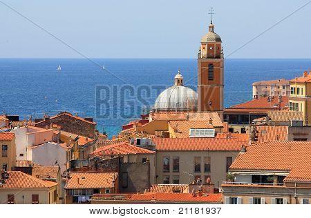 Ajaccio - the birthplace of Napoleon