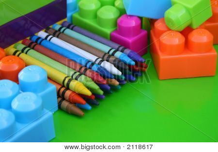 Neat Crayons