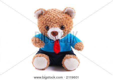 Business, Office Teddy Bear