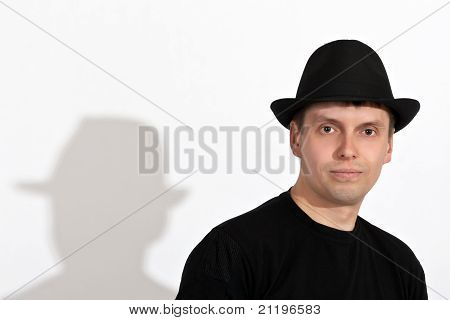 Man In A Black Hat