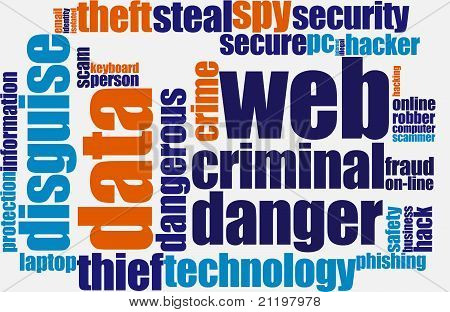 Fraude de Web