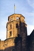 Heidelberg Castle Tower