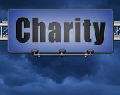 charity fund raising raise money to help donate give a generous donation or help with the fundraise  poster