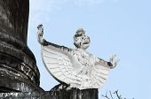 stock photo of glorify  - image of Garuda at temples in thailand - JPG