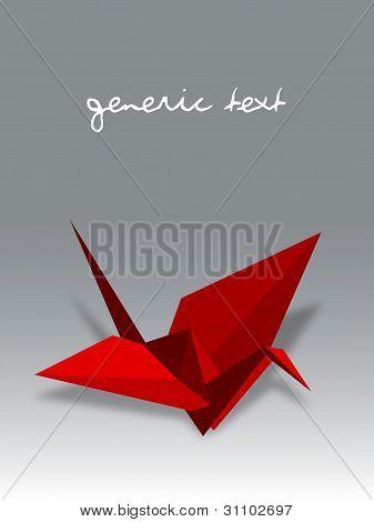 Vector Origami