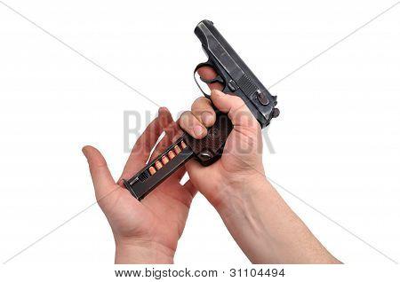 Pistola de carga