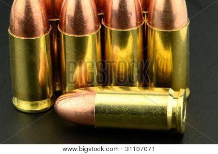 Pistola 9 milímetros