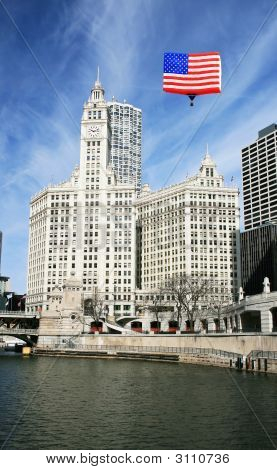 The High-Rise Buildings In Chicago
