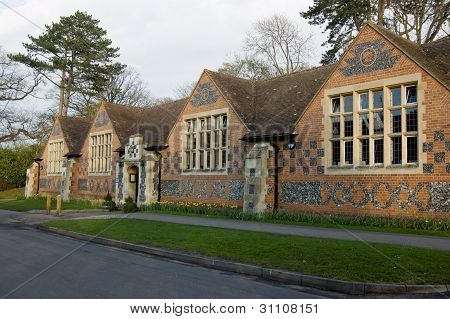 Bradfield College Library, Berkshire