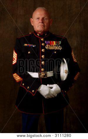Marine-Veteran